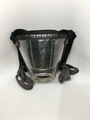 Scott Firefighter Turnout Facepiece Scba Mask Hardcoated - 10005135 - Size L