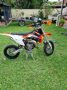 KTM 65 2018