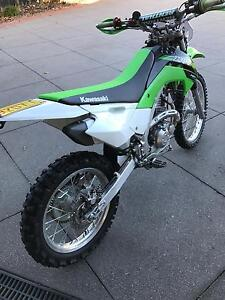 Kawasaki KLX 140L 2015 as new with Rec Reg!! Rowville Knox Area Preview