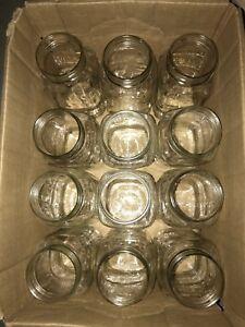 15 large mason jars