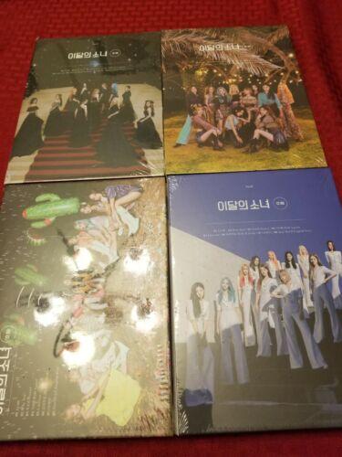 LOONA 1200 Midnight Albums Brand New (Read Description)