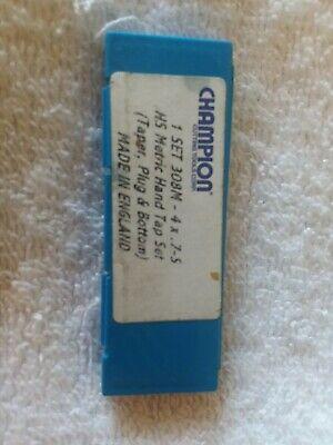 1pc HSS Machine 1 1//16-20 UN Plug Tap and 1pc 1 1//16-20 UN Die Threading Tool