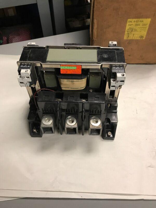 Klockner Moeller DIL 8-22-NA Contactor