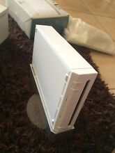Wii console with remote chargers, handsets and games Woodcroft Morphett Vale Area Preview