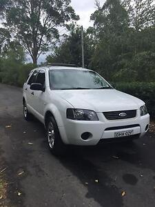 2009 Ford Territory Wagon Kangaroo Valley Shoalhaven Area Preview