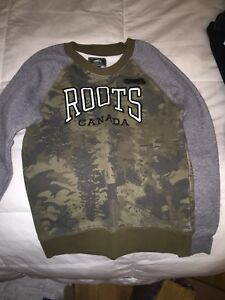 Roots sweaters and pants