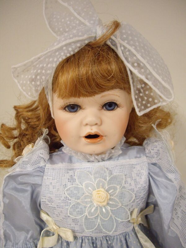 """A Maryse Nicole Collection, """"Brie"""", 15"""" Inch Doll"""