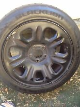 Ford Territory Rims with tyres Plumpton Blacktown Area Preview