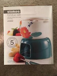 BRAND NEW! Stokes fondue set