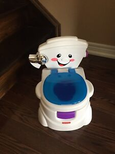 Fisher Price Toddler Musical Toilet