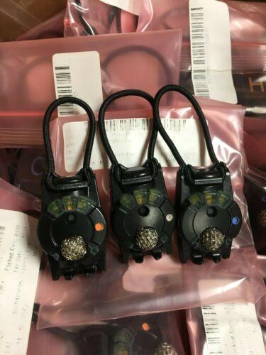 The Blast Gauge System S12 3 Sensor Set Head Shoulder Chest Unused