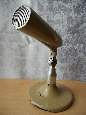 Vintage Rare ussr Russian Soviet Dynamic Microphone MD-59 OKTAVA 1963 year