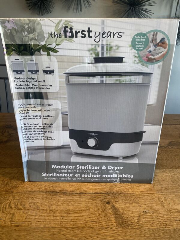 The First Years Modular Sterilizer and Dryer - NEW