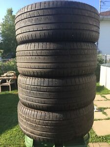 p265/45/20 inch All Season Tires / GOOD DEAL
