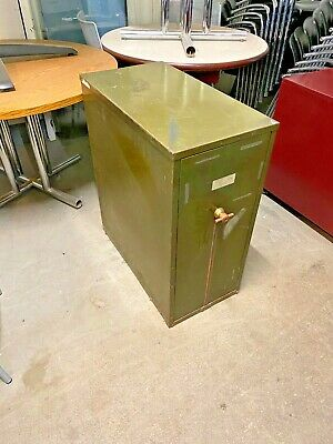 Vintage Fire-proof Safe 33h