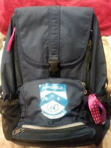 *** Mansfield State High School backpack in great condition *** Manly West Brisbane South East Preview