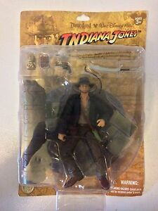 "Disney Parks exclusive Indiana Jones 8"" figure"