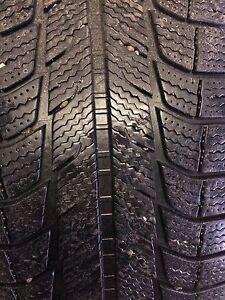 265/65/18 Michelin X ice winter tires