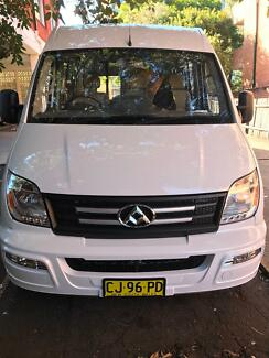 2017 LDV V80 Van/Minivan