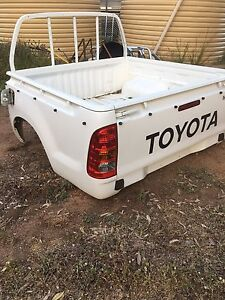 Toyota Hilux Weld body 2005 Toodyay Toodyay Area Preview