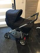 Silvercross classic ebony pram Bentleigh Glen Eira Area Preview