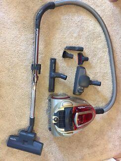 Volta bagless vacuum cleaner