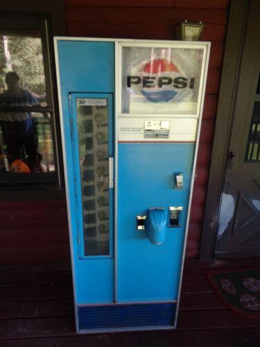 "Vintage Rare ""Choice Vend"" Pepsi Cola Soda Bottle/Can Vending Machine"
