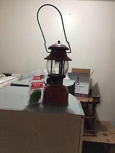 Antique lamp... $30
