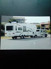 2010 SUNDANCE Mk 2900 5th Wheeler by Heartland and 2010 IVECO Glenning Valley Wyong Area Preview