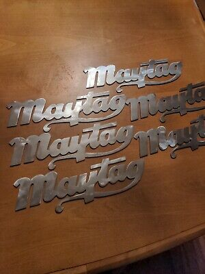 Maytag Model 92 Hit Miss Engine Sign 12