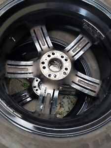 Mazzi Galaxy 365 C 20 inch RIMS WITH GOOD TIRES