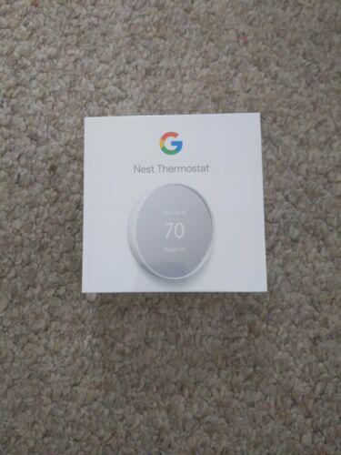 Google Nest Thermostat - Snow - $49.99