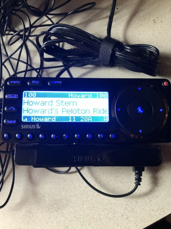 Activated STARMATE 7 ST7 RADIO REPLACEMENT RECEIVER ONLY SIRIUS