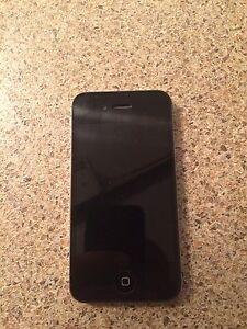 iPhone 4s noir avec Bell