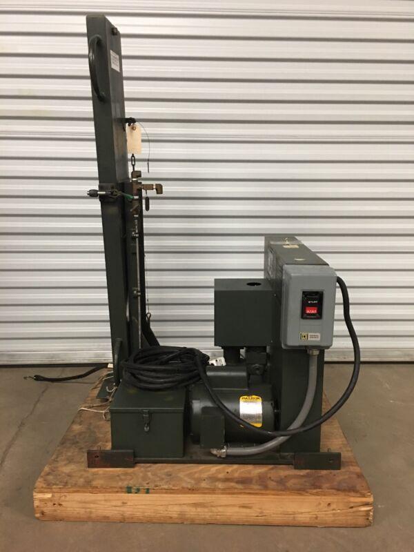 Carbon Dioxide Recharging Unit Recharge Pump 12681 Cryo-Chem