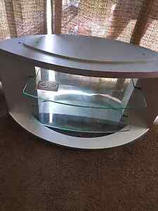 Tv stand with glass Toongabbie Parramatta Area Preview