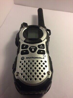 Motorola Talkabout Mt352tpr Gmrs Two Way Radio Walkie Talkie 1