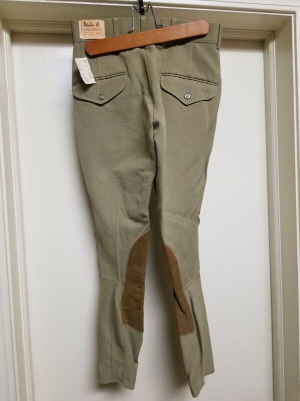 NWT $210 28R Tailored Sportsman 2941 MENS breech hunter foxhunt jumper