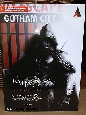 Batman Arkham City Play Arts Kai  No 3 Robin Action Figure for sale  Shipping to India