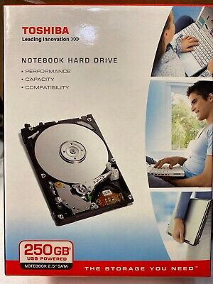 Toshiba 250GB Internal Hard Drive Retail Kit Internal Retail Kit