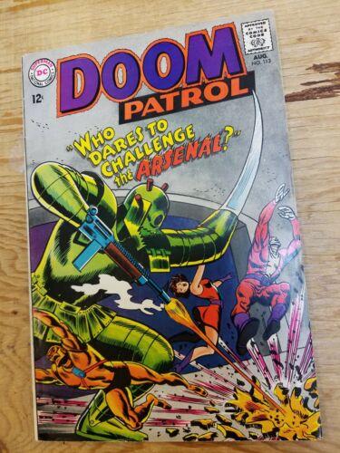 Doom Patrol #113
