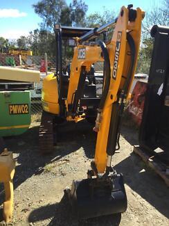 UNUSED JCB Mini Excavator, 2.8t