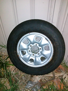 Toyota Hilux standard wheels Eastwood Burnside Area Preview