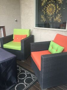 Brand new patio chairs