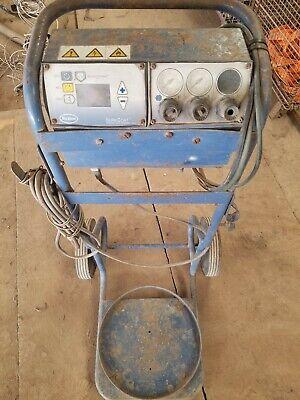 Nordson Versa Spray Manual Powder Coating Cart