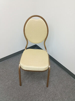 Stylish Banquetballroom Stackable Chairs. Lot Od 100 Chairs