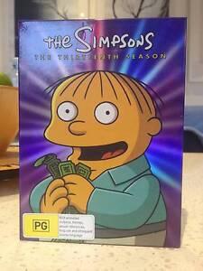 The Simpsons (13th Season Collector's Edition DVD Boxset) Kingsbury Darebin Area Preview