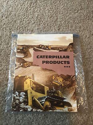 1958 Caterpillar Brochure