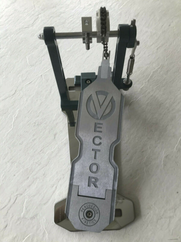 Vector by Percussion Kinetics G1 Single Bass Drum Pedal