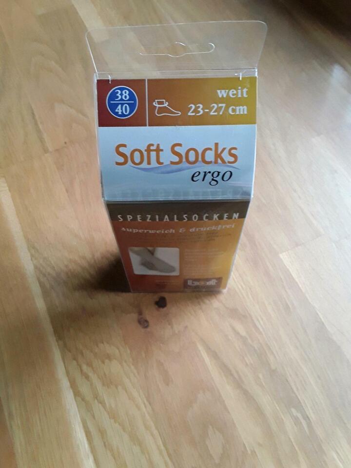 Damen Soft Socken, Spezialsocken,38-40 in Merchweiler